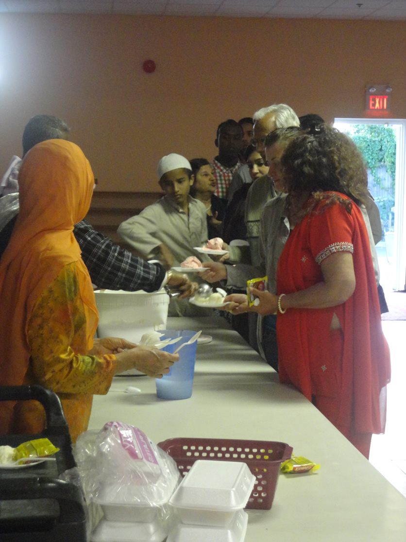 Eid Party 2011